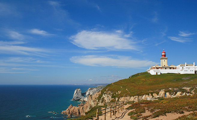 Cabo da Roca – the most western point of continental Europe