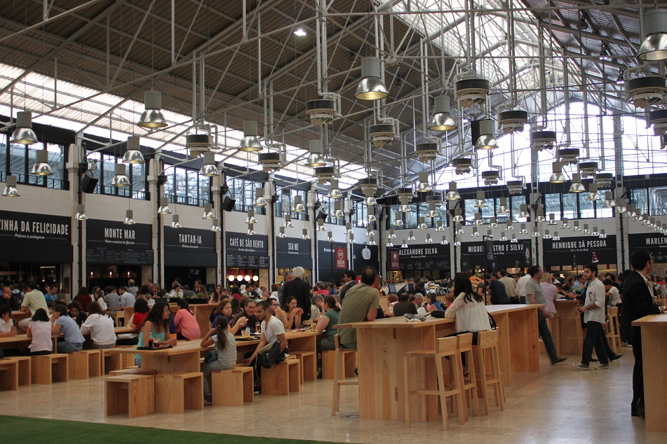 Food Court – Time Out Mercado da Ribeira