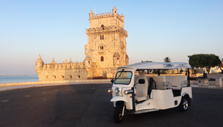 Belem Tower - Tuk Tuk Lisbon Tours